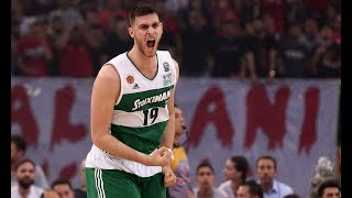 "Georgios Papagiannis - ""The Big Comeback"" - Panathinaikos BC - 2015-2018 Mix ᴴᴰ"