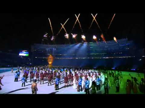 Rugby World Cup 2011 Opening Ceremony