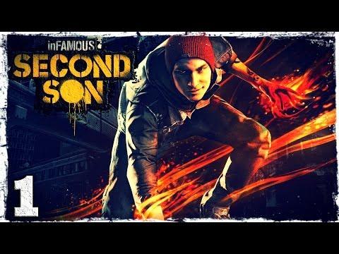 Смотреть прохождение игры [PS4] InFamous: Second Son. # 1: Не такой как все.