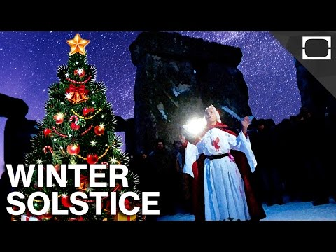 Why Do Holidays Fall Around The Winter Solstice?