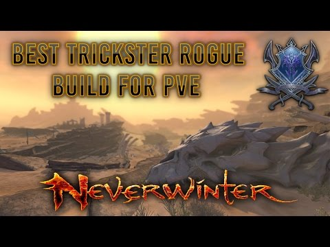 Neverwinter | Best Trickster Rogue PVE Build Xbox One