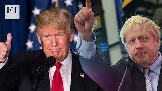 How Donald Trump and Boris Johnson threaten democracy