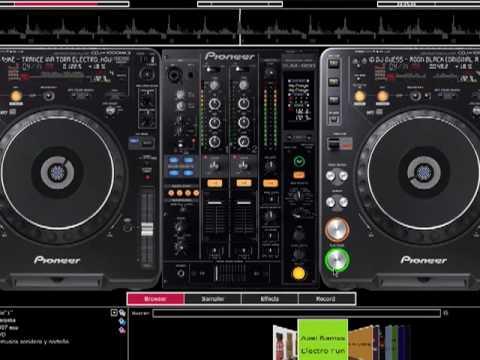 GRATUIT DJ SKINS 2000 VIRTUAL PIONEER GRATUITEMENT CDJ TÉLÉCHARGER