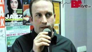 Bretónska noc, rozhovor so skupinou Roc`hann, Music Club Hlava 22