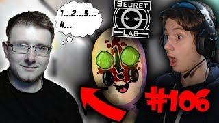 JAK EYBI ZACZNIE LICZYĆ TO KTOŚ MUSI UMRZEĆ! | SCP Secret Laboratory #106