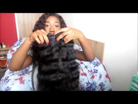 Woo! Initial Review - Eurasian Wavy (Marrikas Hair Extensions)