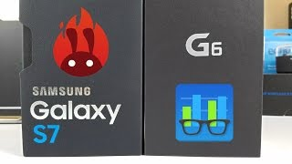 LG G6 VS Samsung Galaxy S7 - Benchmark War - Who Wins?