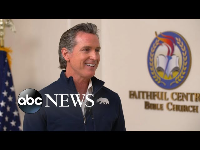 Gov. Gavin Newsom says schools can reopen after declining COVID-19 cases