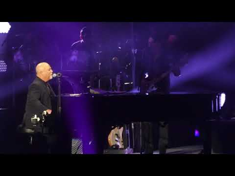 """""""Oh Darling (Beatles )/River of Dreams"""" Billy Joel@Madison Square Garden New York 9/27/19"""