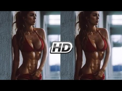 Anllela Sagra Fitness Model Colombia - Abs Workout
