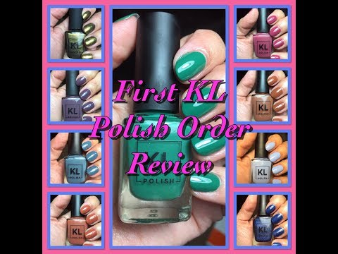 First KL Polish Order Review!