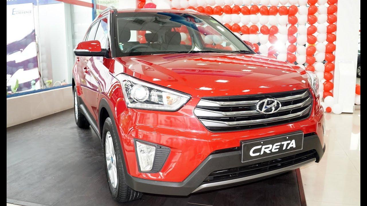 Hyundai creta price starts from 8 59 lakhs launched in india - Hyundai Creta Suv India Review Coming