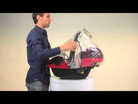 Maxi Cosi Дъждобран за бебешки столчета за кола CabrioFix, Pebble, Pebble Plus, Citi SPS