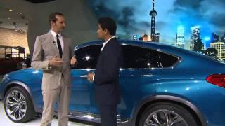 BMW X4 Concept 2013 Videos