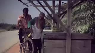 Penantian - kaulah ibuku (vidio clip)