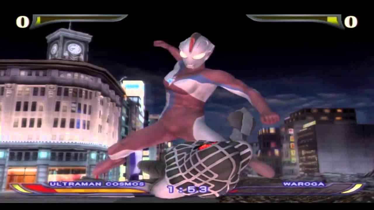 Download Game Ultraman Fighting Evolution 3 Ps2 Gunseven