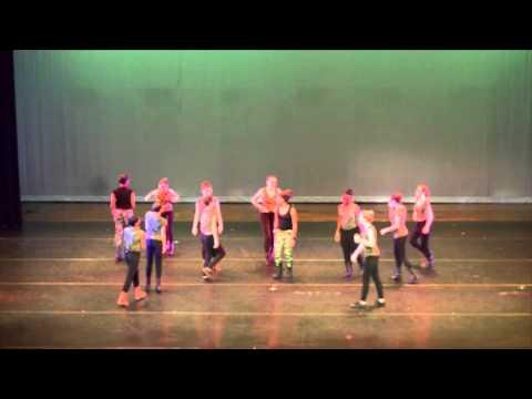 JSA Dance Performance   Salute