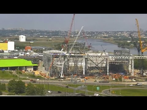Project similar to Miami-Dade's American Dream Mall rises in New Jersey