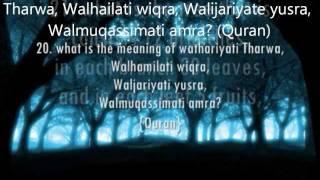 Die Geschichte von Abu AlYazeed und dem Pabst, von Kishk DEUTSCH