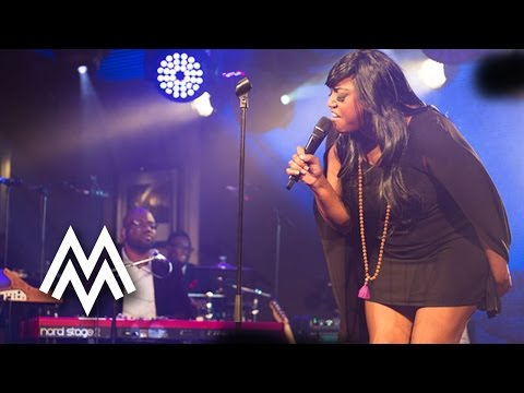 Mica Paris  Stay  at MOBO Pre Awards Show  2015
