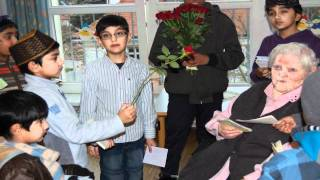 Generationentreff (Majlis Frankenthal - Besuch im Altenzentrum)