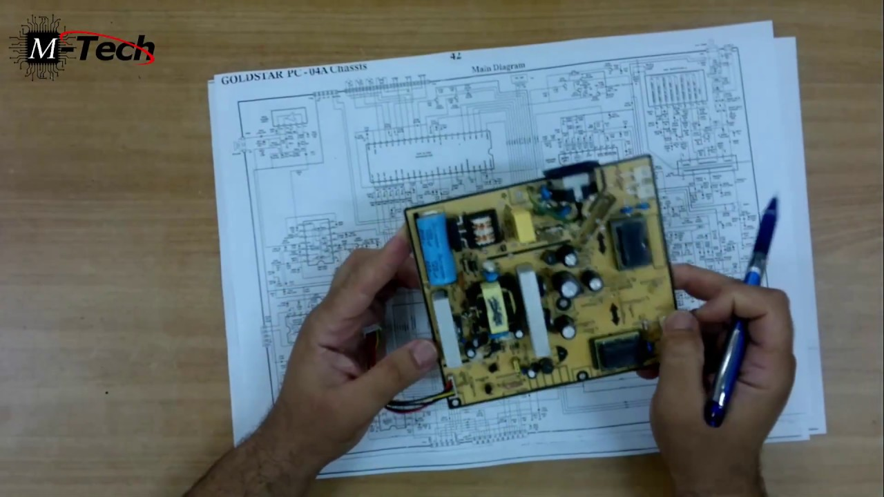 Funky Smps Repair Manual Gift - Electrical Diagram Ideas - itseo.info