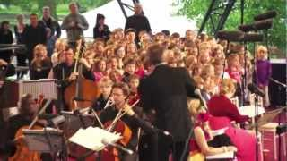Orchestra in a Field 2012