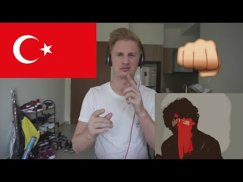 Stabil - Ben Kimim ? // TURKISH RAP REACTION