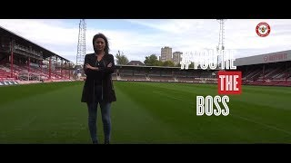 You're the Boss - Natalie Sawyer