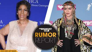 Aretha Franklin's Family Responds to Madonna's VMA Tribute