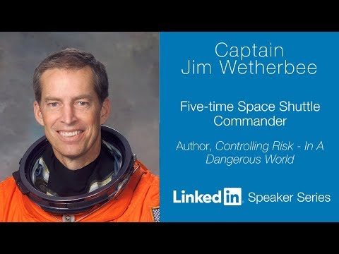LinkedIn Speaker Series: Jim Wetherbee