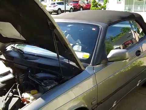 Saab 9-3 Cabin Filter Replacement