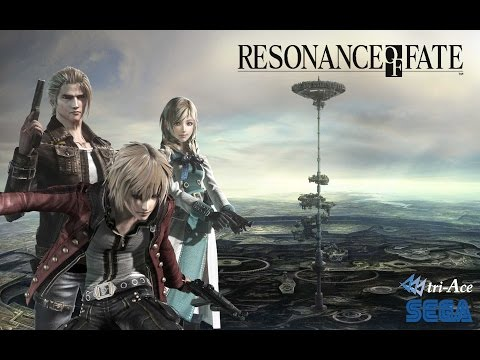 Resonance of Fate Movie English Dubbed