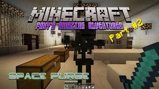 Minecarft - Foxy's Amazing Adventures - Space Purge {2} - Wither Without You