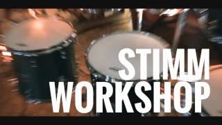 Rockstroh Drums - Stimmworkshop mit Björn Kerstan