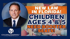 Florida's New Child Safety Seat Law