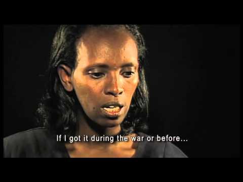 """""""Mothers of War"""", Rwanda"""