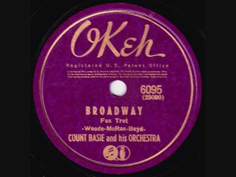 Count Basie & His Orchestra - Broadway - 1940