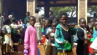 Mary's Meals At Ekwendeni, Malawi