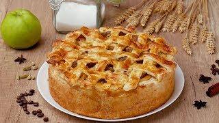 Яблочный чизкейк - Рецепты от Со Вкусом