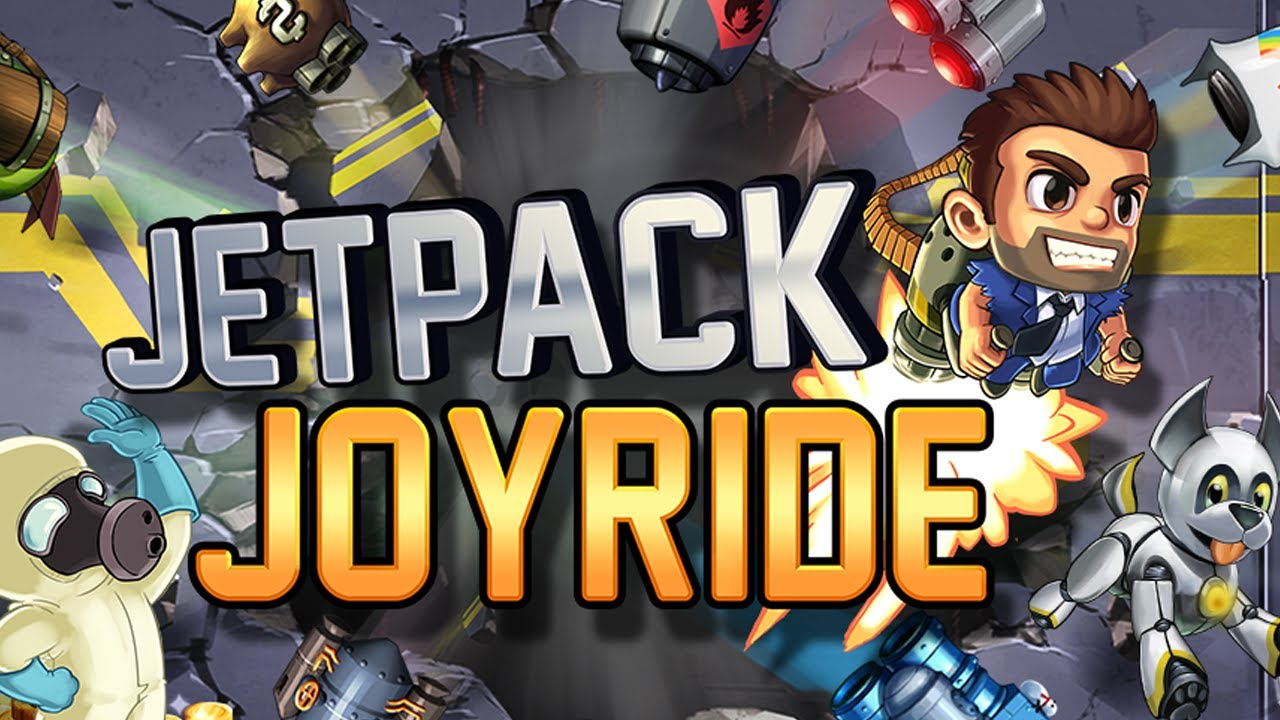 jetpack gioco da