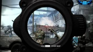 Ghost Recon Future Soldier PC Gameplay DX11 i7 970 SSD 1080p