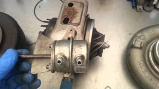 vgt control idea for a holset he351ve turbocharger