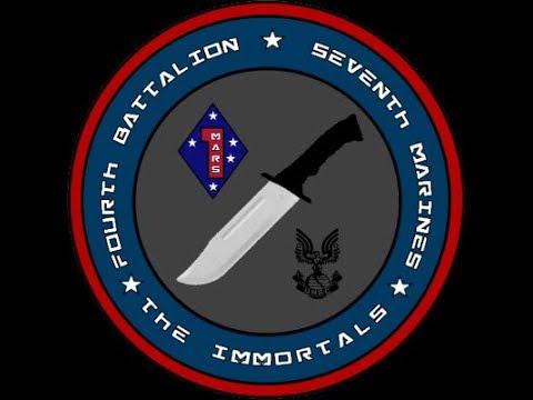 [Arma 3: OPTRE] 4th Battalion, 7th Marine Op:1