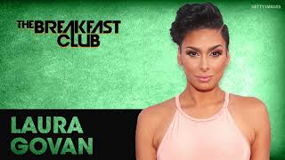 Laura Govan Addresses Rumors Of Pregnancy & Affair With Vincent Herbert: