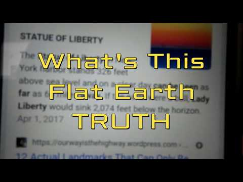 What's This Flat Earth TRUTH thumbnail