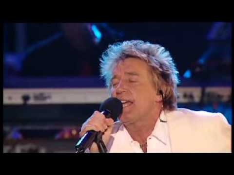 Rod Stewart  Handbags and Gladrags