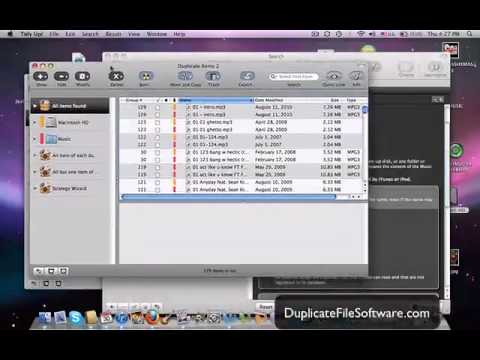How to Find Duplicate Files From Mac Hard Drive