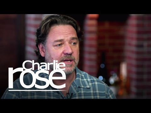Russell Crowe on Gallipoli and 'The Water Diviner' (Apr. 24, 2015)   Charlie Rose Mp3