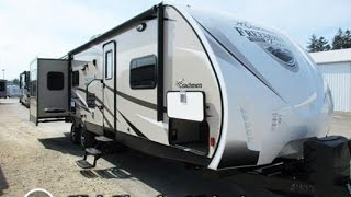 HaylettRV.com - 2016 Coachmen 298REDS Freedom Express Ultralite Travel Trailer RV